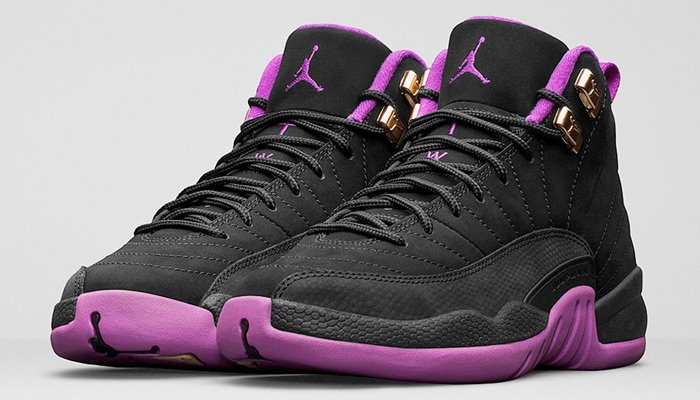 air jordan 12 retro gs hyper violet